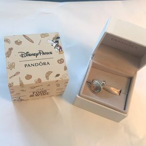 Disney Pandora 2018 Food and Wine Charm